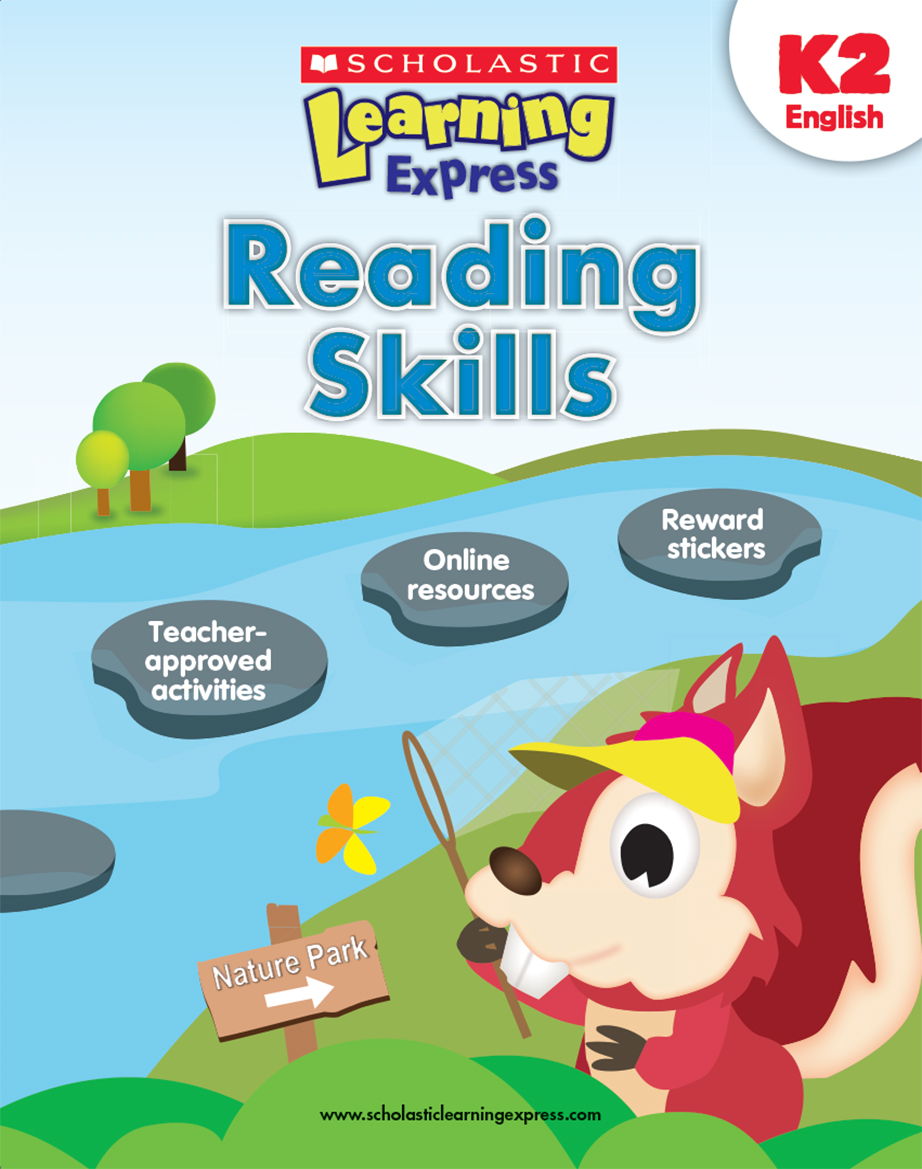 Scholastic Learning Express Reading Skills K2