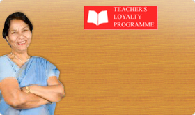 Scholastic Teacher's Loyalty Programme
