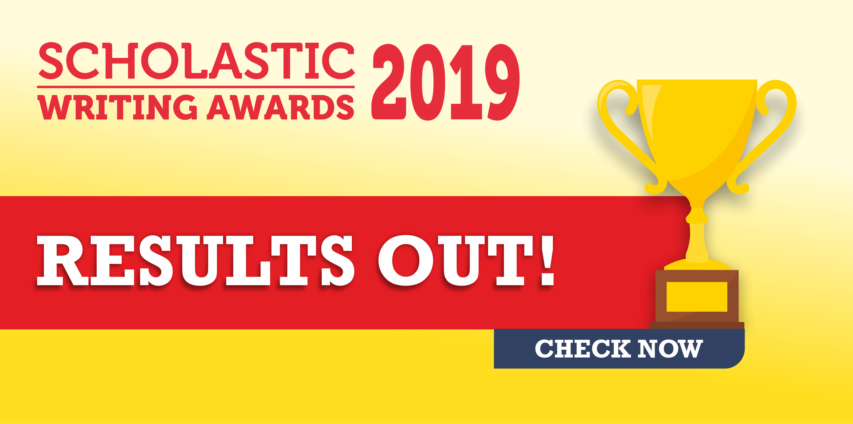 Scholastic Writing Awards 2019