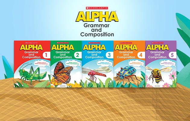 Alpha Grammar and Composition
