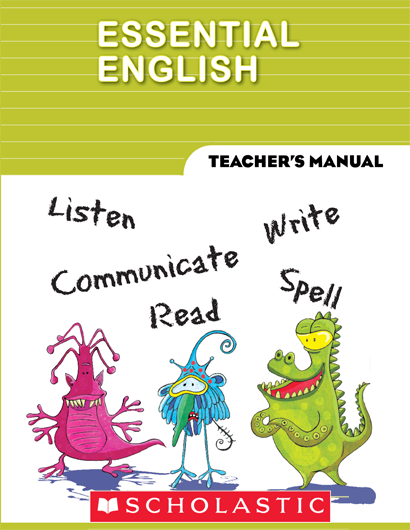 Essential English - Teacher's Manual features