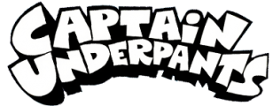 Captain Underpants Logo