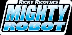 Rick Ricotta's Might Robot_ logo