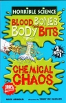 2 In 1 : Horr.Sc. Blood Bone And Body Bits & Chemical Chaos