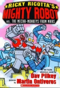 Ricky Ricotta's Mighty Robot vs the Mecha Monkeys from Mars