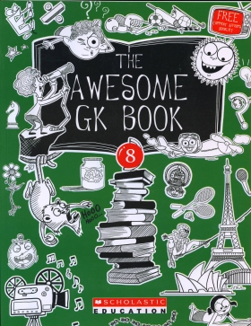 The Awesome GK Book- Level 8