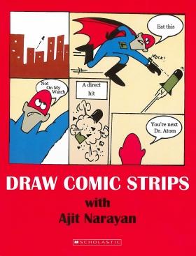 Draw Comic Strips with Ajit Narayan