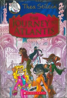 Thea Stilton: The Journey to Atlantis