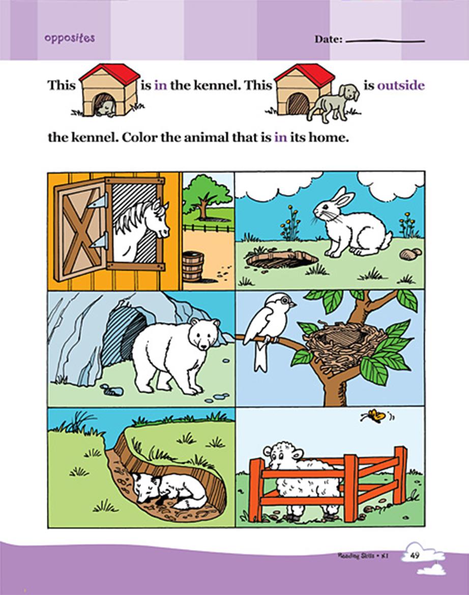 Scholastic Learning Express Reading Skills K1