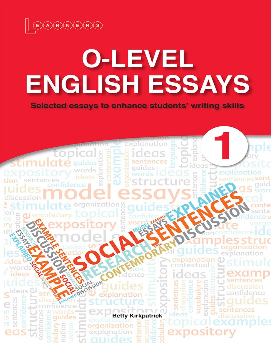 English essays for o level