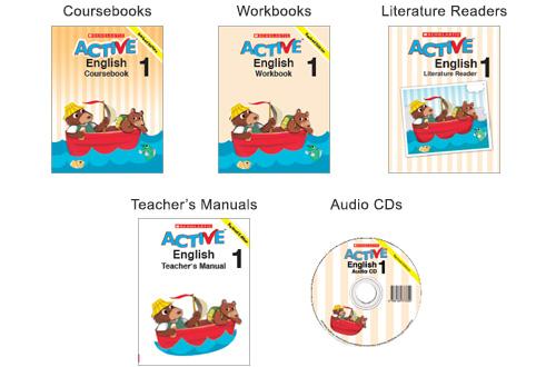 Scholastic Active English | India