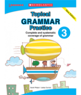 Topical Grammar Practice 3 Cover