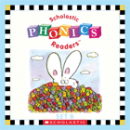 Scholastic Phonics Readers: Scholastic Phonics Readers B  (with 2 audio CD) Cover