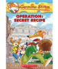 Geronimo Stilton : #66 Operation: Secret Recipe Cover