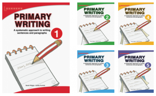 Primary Writing