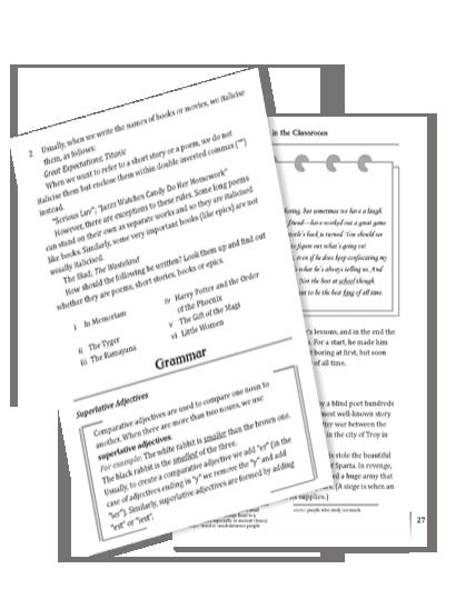 Advanced English - Workbook
