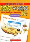 Words Kids Need To Read By 2nd Grade