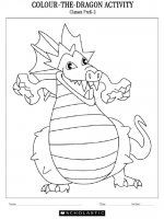 Colour the Dragon