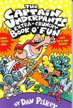 Extra-Crunchy Book 'O'fun