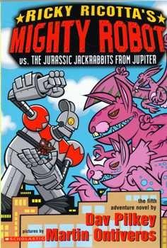 Mighty Robot Vs The Jurassic Jackrabbits From Jupiter