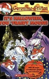 It's Halloween You Fraidy Mouse!