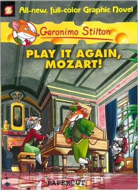 Plat it Again, Mozart!