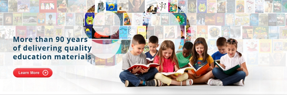 More than 90 years of delivering quality education materials