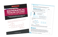 Scholastic Mathematical Problem Solving - The Bar Model Method
